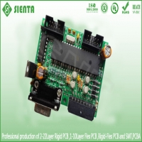 PCB assembly for control board